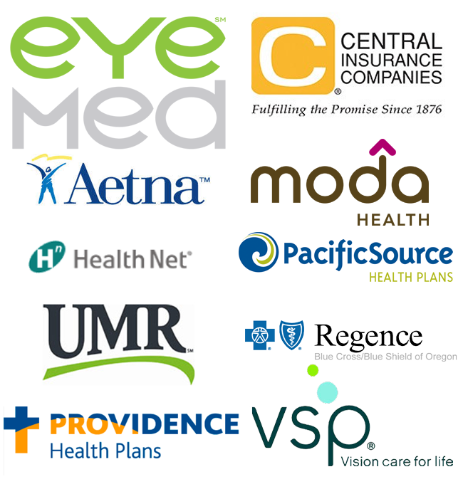 Mt Hood Eye Care Insurance Coverage